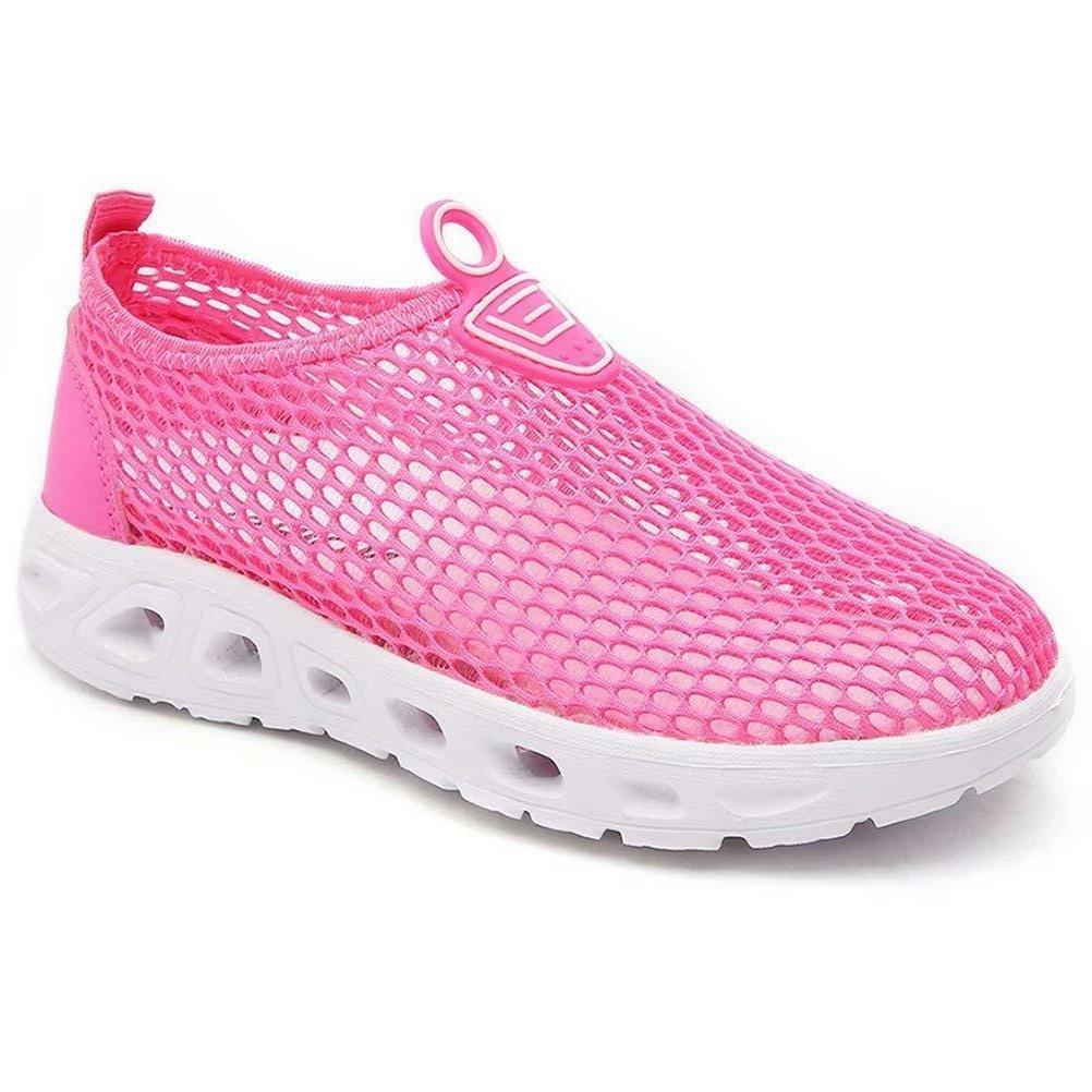 HOBIBEAR Boys Girls Quick Dry Water Shoes Lightweight Slip-o