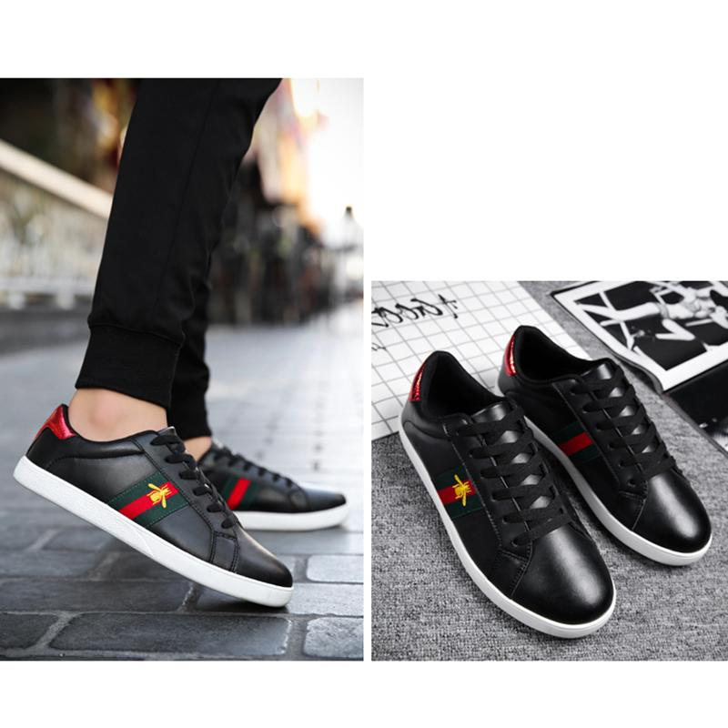 Hot! Casual Shoes Lace Sneakers Walking Shoes