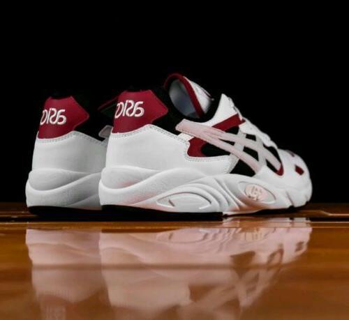 Asics 100 Diablo White Sneakers