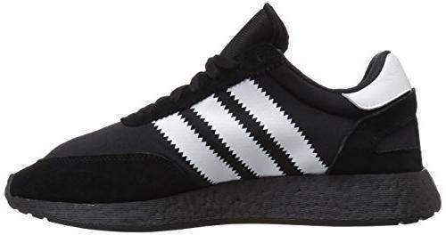 adidas Originals Men's Running Shoe, Black/White/Copper Metallic, 11 US