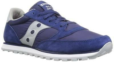 Saucony Jazz Lowpro Mens Suede Athletic Sneakers