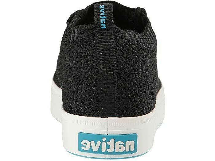 NATIVE 2.0 Men's Shoes Sneakers Size 9 Black/White Retail