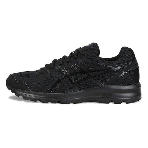 Asics Jolt Women's Running  Sneakers Triple Black Trainers