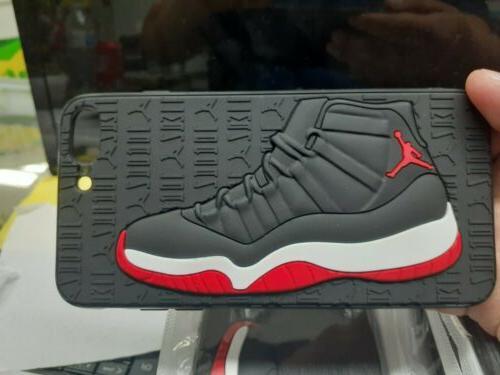 jordan 11 3d sneaker cases for iphone