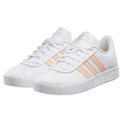 kids vl court 2 0 sneaker girls