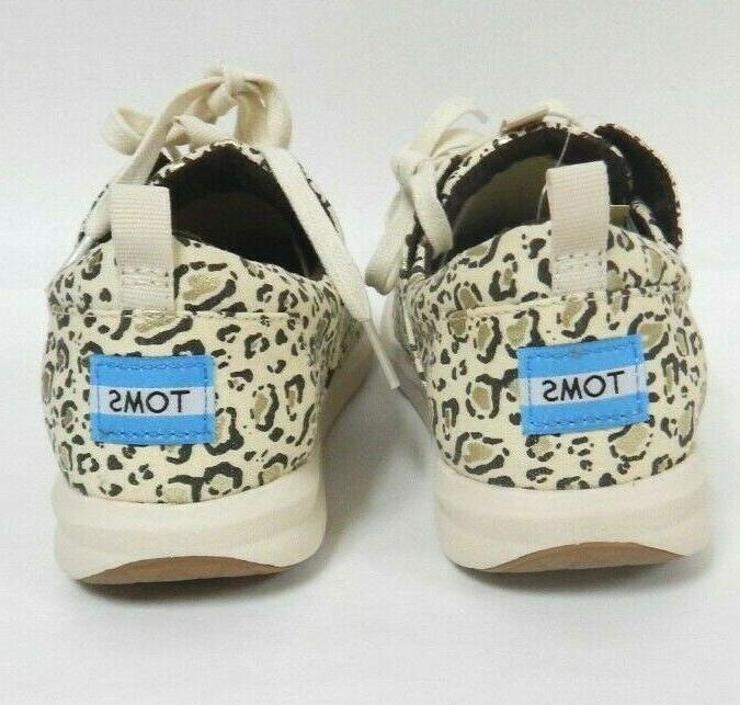 Toms Del Rey Natural With Sneakers