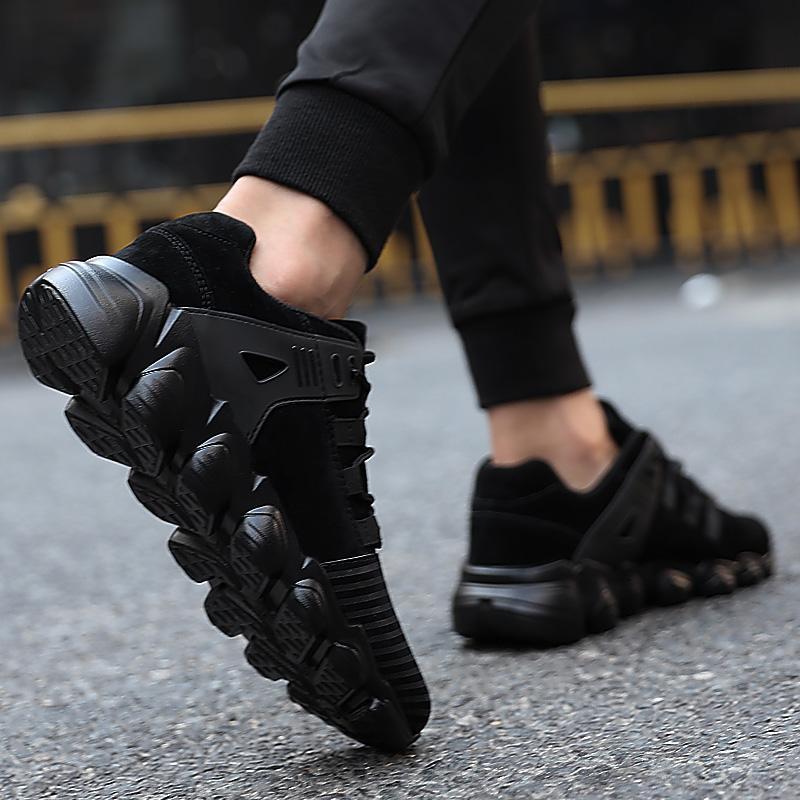 Men Luxury Brand Running Shoes Comfortable Sports <font><b>Sneakers</b></font> Footwear Zapatillas Walking