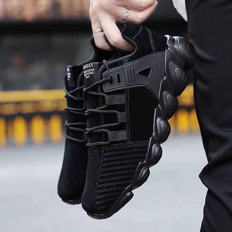Men Brand Shoes Sports <font><b>Sneakers</b></font> Male Footwear Zapatillas Walking