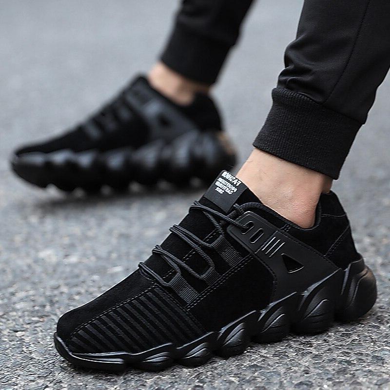 Men Running Shoes <font><b>Sneakers</b></font> Footwear Zapatillas