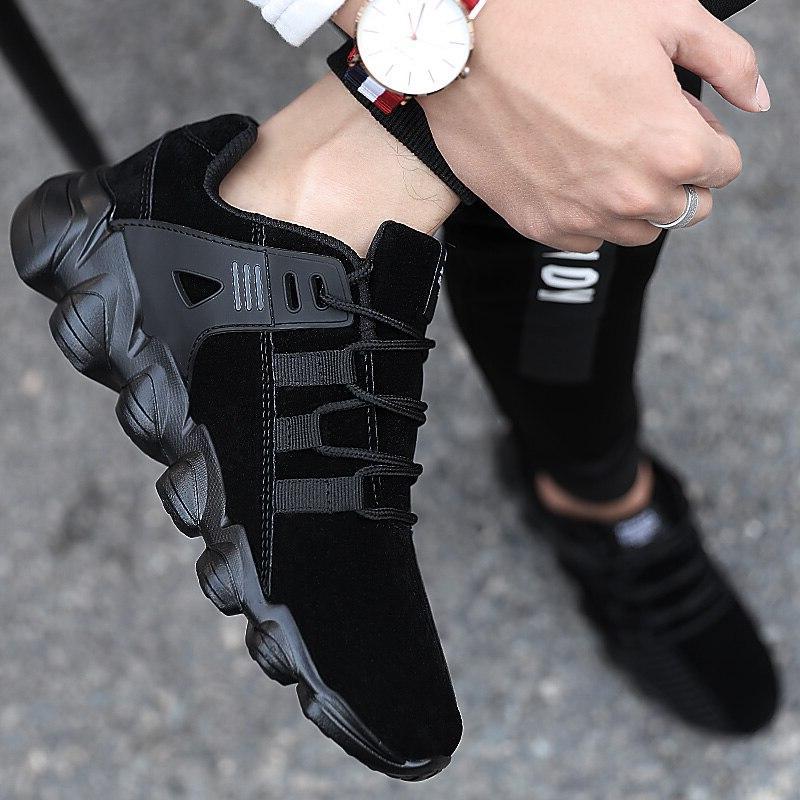 men luxury brand running shoes comfortable sports