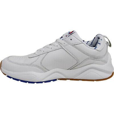Champion Men's Leather Sneaker