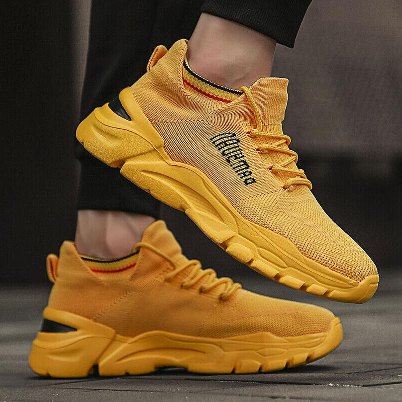 Men's Sneakers Fashion Sports Shoes Outdoor