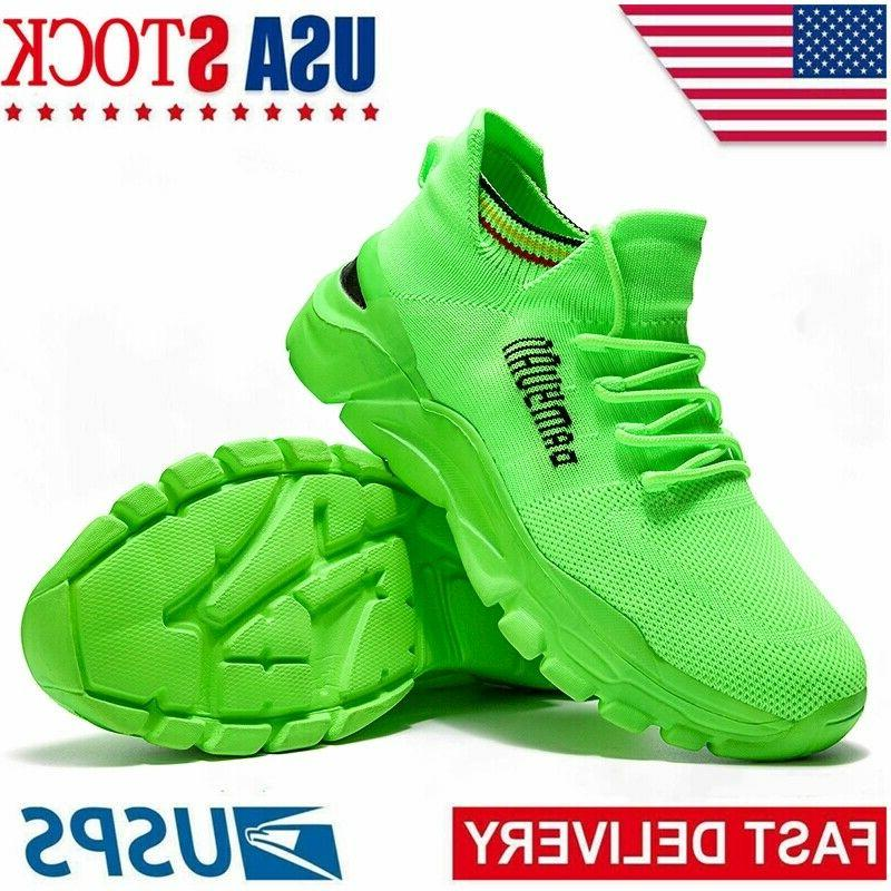 men s athletic sneakers fashion sports running