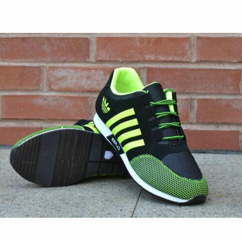 Men's Sneakers Breathable Trainers Casual Shoes