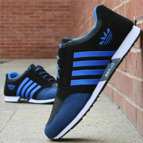 Men's Sneakers Outdoor Breathable Trainers Casual Shoes
