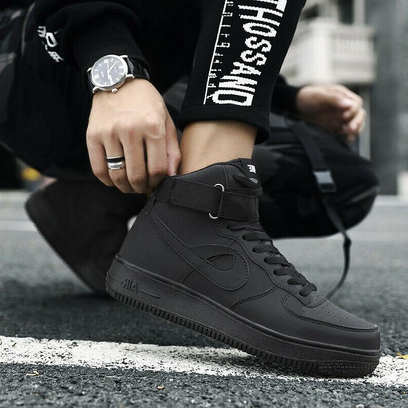 Men's Basketball Boots Sneakers Breathable
