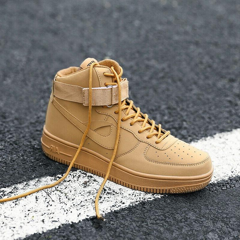 Men's Boots Sneakers Sports Breathable
