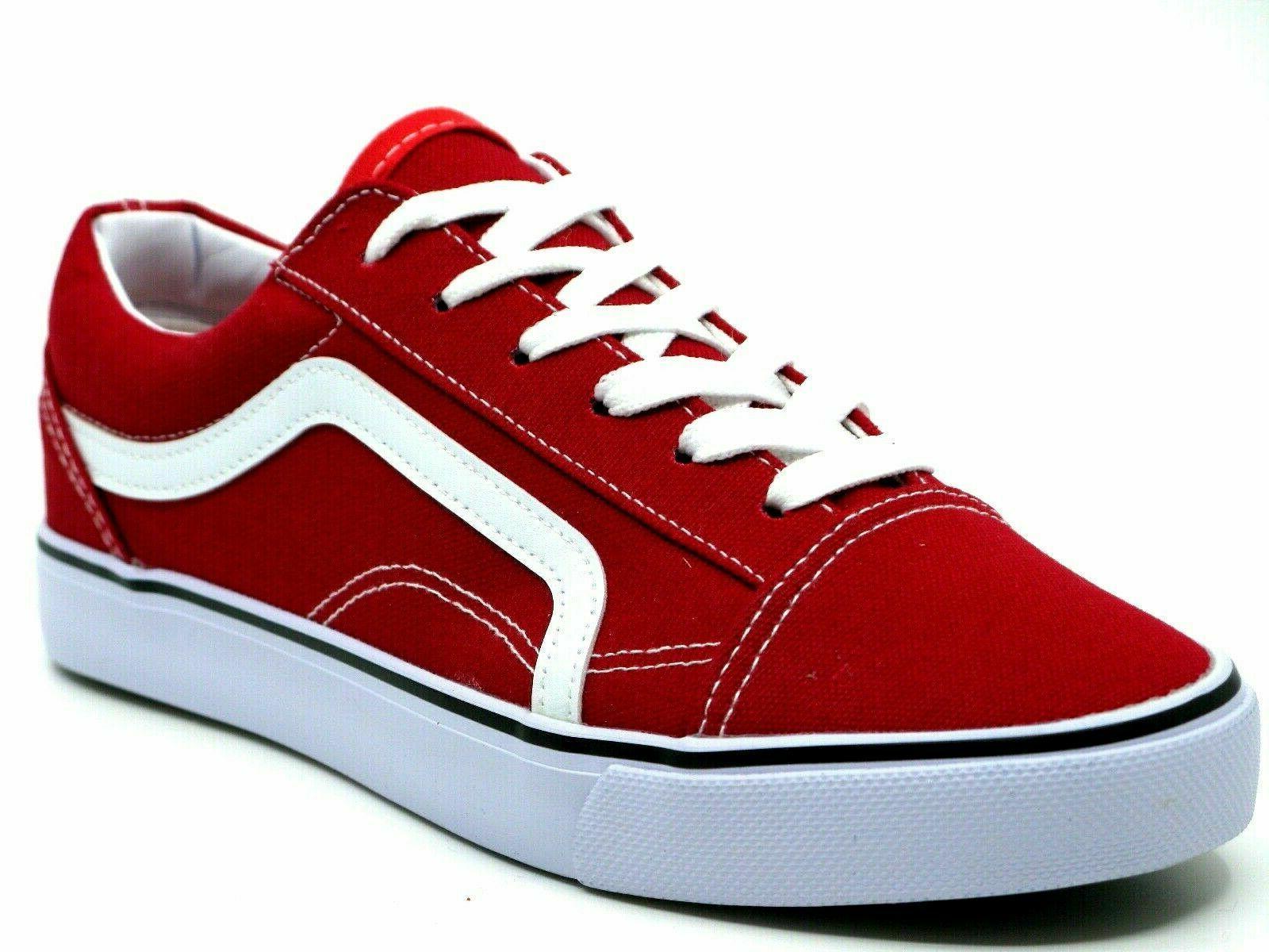 Men's Canvas Athletic Sneakers