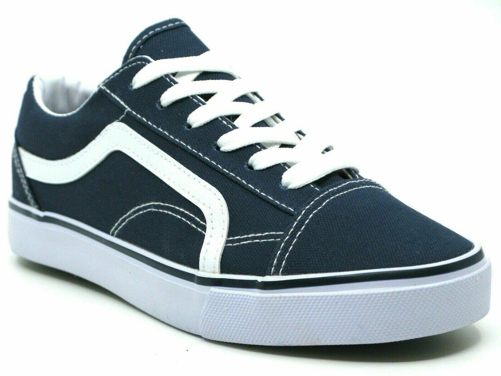 Men's Lace Canvas Shoes Sneakers Fashion