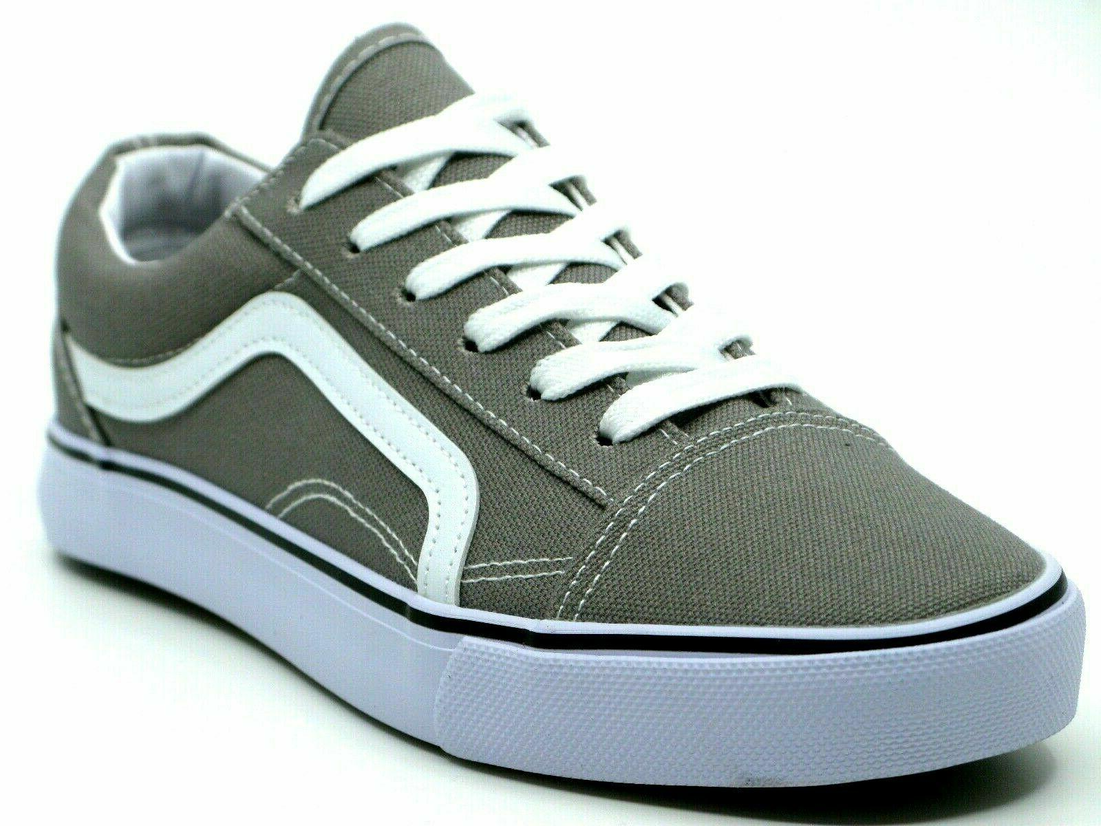 Men's Canvas Skate Sneakers Casual Fashion