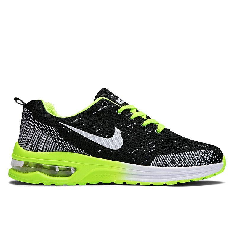 Men's Fashion Casual Outdoor Sneakers Breathable Running Jogging