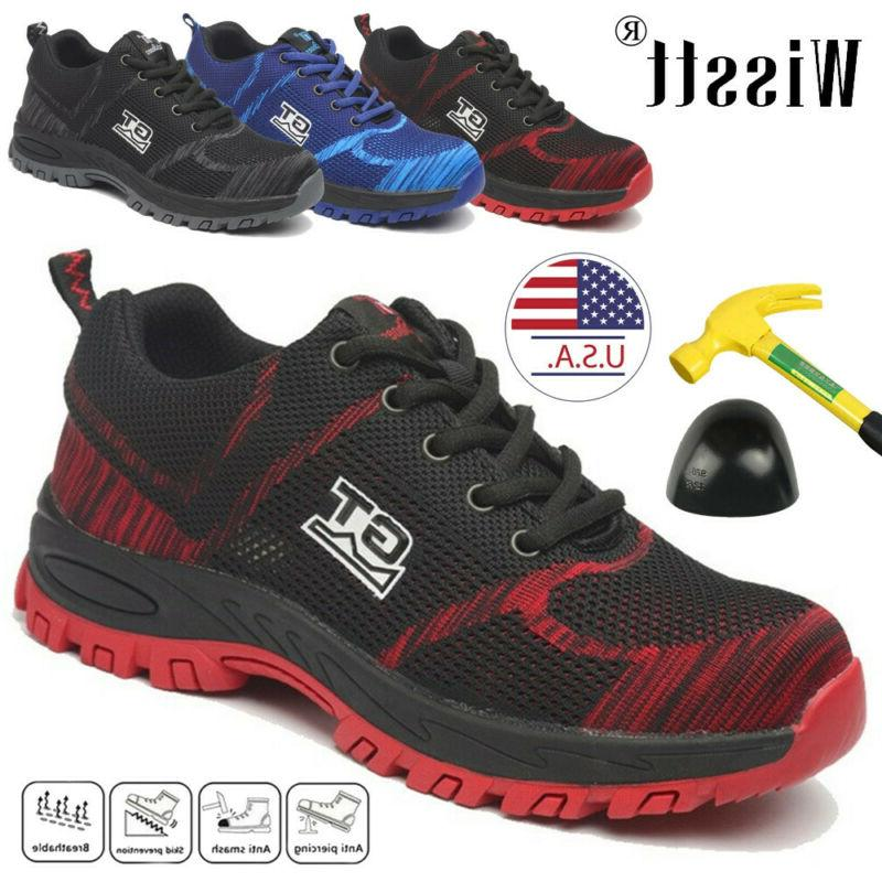 Safety Shoes Indestructible Steel Toe