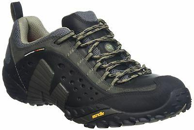 Merrell Men's Intercept Fashion Sneaker Black 11 D US New
