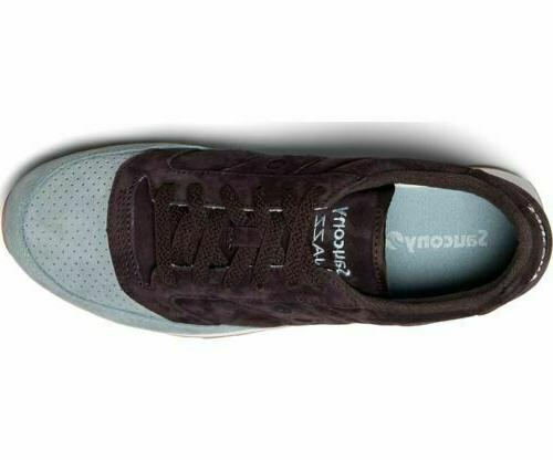 Saucony Suede Sneakers Blue
