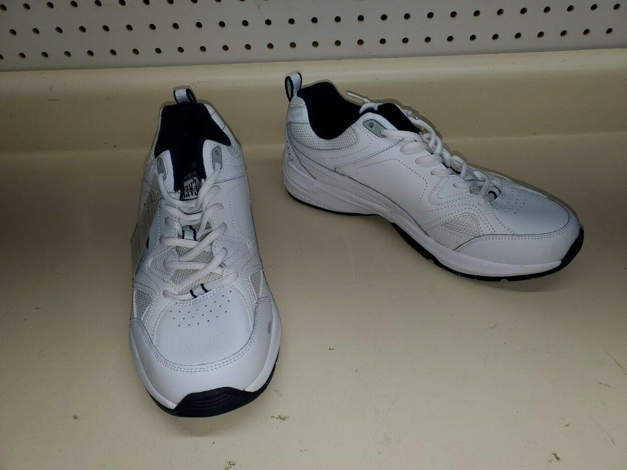 men s jefferson wide sneaker white 9