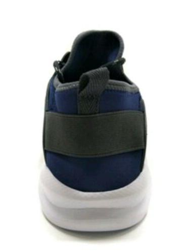 Avia Men's Navy Lace-up Lite Athletic Sneakers Shoes:
