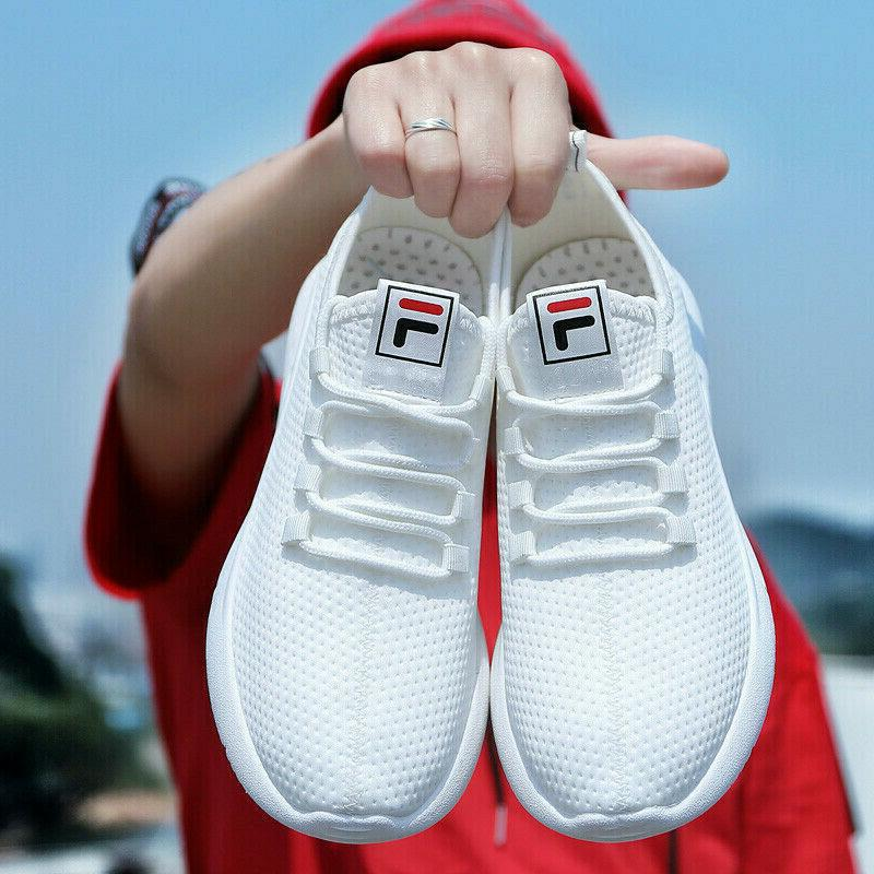 Men's Breathable Shoes Walking Athletic US