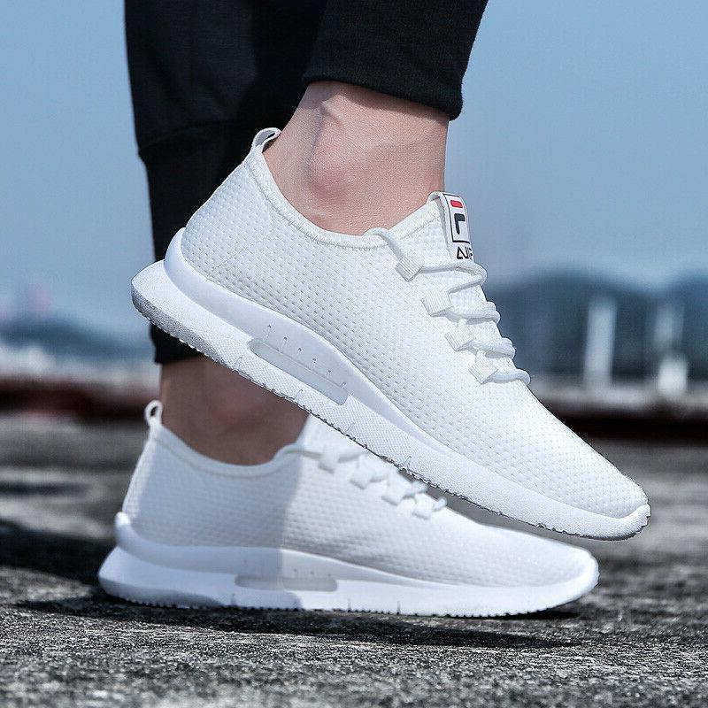 Men's Running Tennis Shoes Walking Casual Athletic