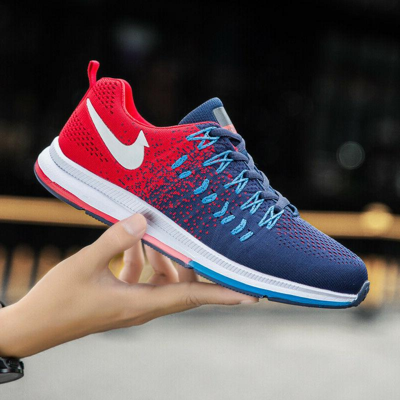 Men's Shoes Sports Walking Athletic Sneakers