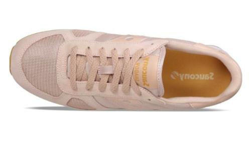 Saucony Sneakers, Tan