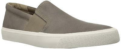 206 Collective Men's Shaw Slip-on Fashion Sneaker, Stone, 10