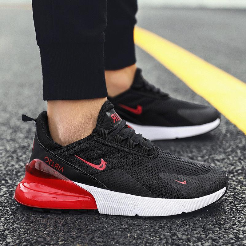 Men's Sneakers Breathable Air Mesh Running Casual USA
