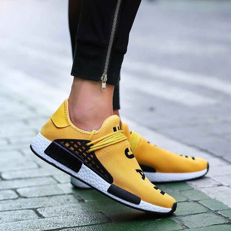 Men's Sneakers Casual Athletic Breathable Running Tennis