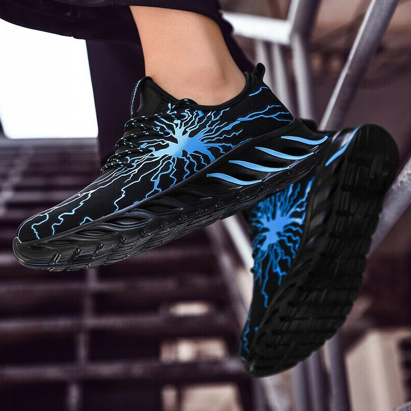 Men's Breathable Athletic Shoes Gym