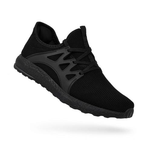 QANSI Men's Sneakers Ultra Lightweight Breathable Mesh Athle