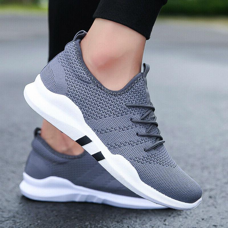 Trainer Women's Athletic Walking Shoes Casual Mesh-Comfortab