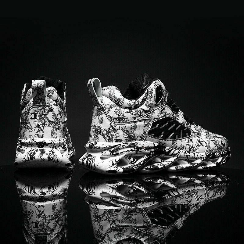 Men's Sneakers Sports Running Tennis Shoes