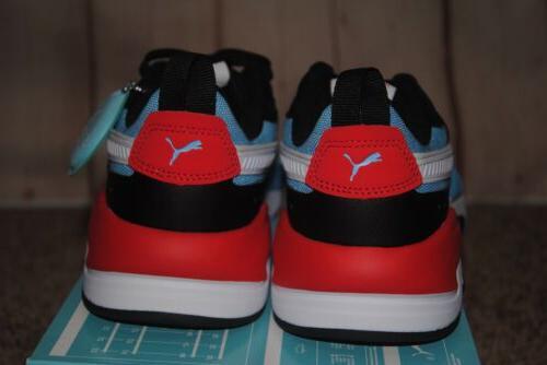 PUMA Men's Blue/White/Black/Red Sneakers Size 7 BRAND