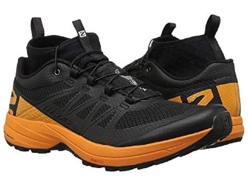 Salomon Men's XA Enduro US 12 M Black Mesh Trail Running Sne