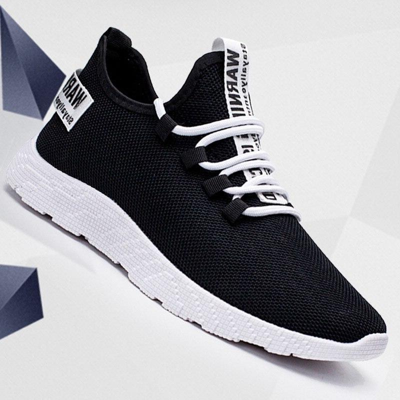 Men Running Shoes White Male Shoe Deportiva