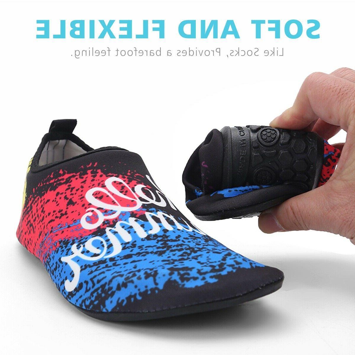 Men Women Slippers Sneakers Swimming Water Seaside Shoes