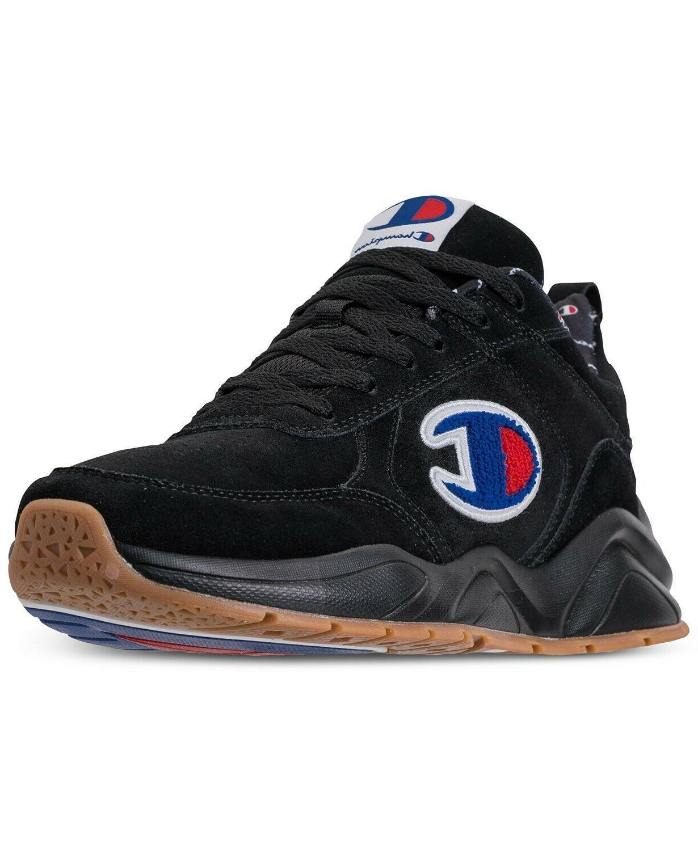 mens 93eighteen athletic training sneakers black