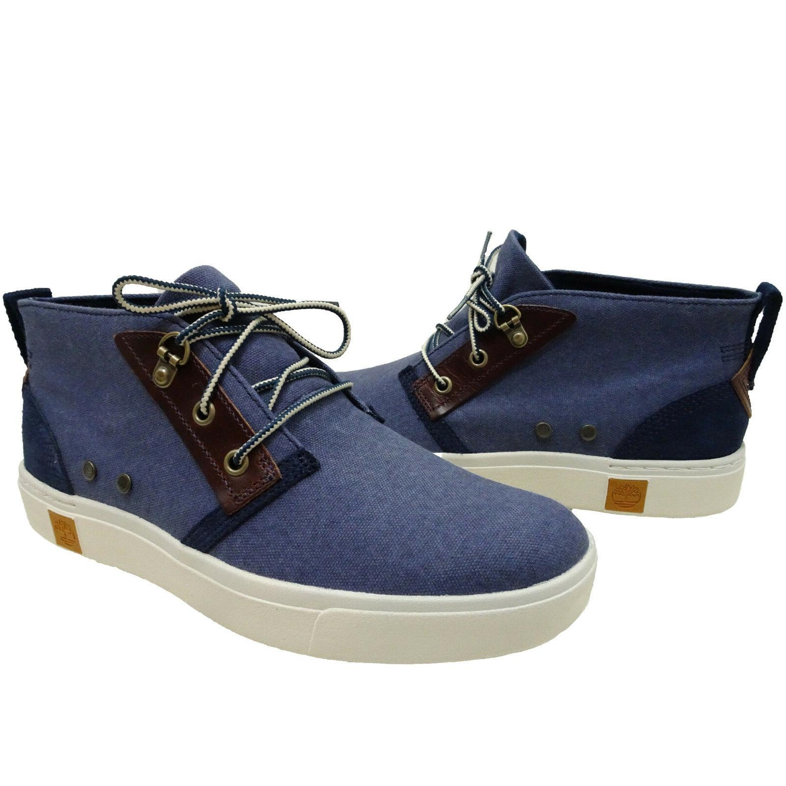 Timberland Mens Amherst Chukka A1709 Lace Up Casual