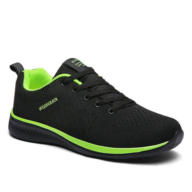 Men's Walking Running 10 Breathable Athletic Casual Sneakers 11
