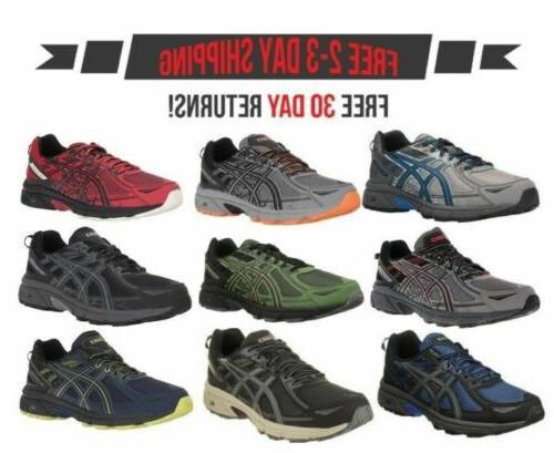 mens gel venture 6 running shoes sneakers