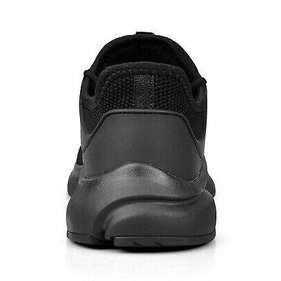 QANSI Flyknit Tennis Running Shoes 9.5